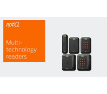 Multi-Technology Readers aptiQ MT Series