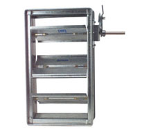 Rectangular Dampers CD40, CD50, CD60 Series
