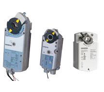 Direct Coupled Actuators Spring Return GMA, GCA, GQD, GNP Series
