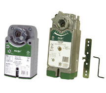 KELE REVOLUTION™ DIRECT COUPLED ACTUATORS SPRING RETURN KAS-27, KAS-44, KAS-88, KAS-175 Series
