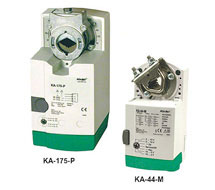Kele Revolution™ Direct Coupled Actuators Non-spring return KA-44, KA-88, KA-175, KA-301 Series