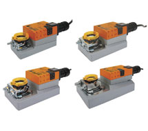 Direct Coupled Actuators Non-Spring Return LMB, NMB, AMB, GMB Series
