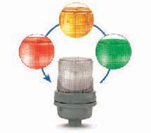 XTRA-BRITE LED Multi-Status Indicator 105XBRi Series