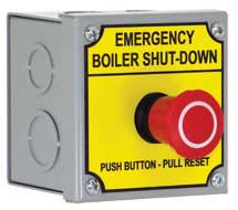 Emergency Operator Stations E-Stop ESM Series