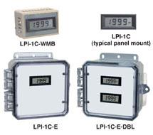 3-1/2 Digit LCD Panel Display LPI-1C
