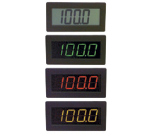 Kele 3-1/2 digit Large Black/Red/Green/Amber Panel Display LPI-4