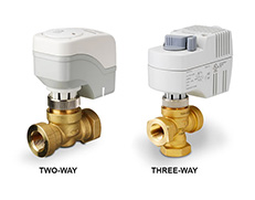 Zone Valves 599 Series