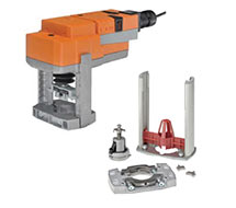 Universal Retrofit Linkage/Actuator Kit UGVL, SGVL, WGVL, FGVL Retrofit Series