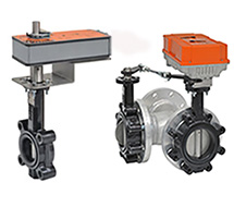 Butterfly Valves F6, F7 Series