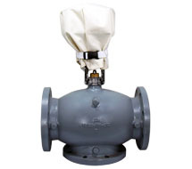 Fabric Weatherproof Cover for Globe Valve Actuators KOV Series