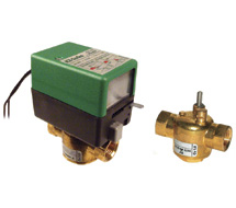 Two-Position Zone Valves Z200/Z300 Series