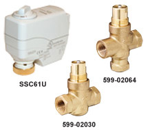 Powermite 599 MT Series Electronic Valve Actuators SFA/SFP and SSA/SSP Series