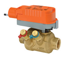 Pressure Independent Zone Valves PIQCV Series