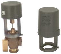Electric Direct-Mount Globe Valve S.R. & N.S.R. Actuators VA-4233, VA-7000 series