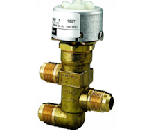 Pneumatic Three-Way High Pressure Water Valve  VP526A Series