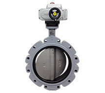 2-Way Butterfly Valves  KB Series 2-Way