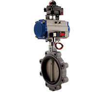 Butterfly Valves Actuator, Replacement Parts and Accessories KB Series Actuators,  Replacement Parts, and Accessories
