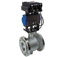Ball Valves V-Ball Series