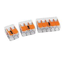 Compact Splicing Connectors 221 Series Lever Nuts
