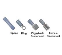 Compression Terminals and Splices Compression Terminals and Splices