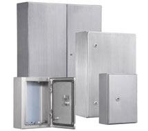 Hawa NEMA 4X Stainless Steel Enclosures and Panels 3351 Series