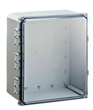 Non-metallic enclosures H and G Series