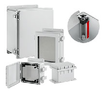 Hoffman POLYPRO™ Type 4X Non-Metallic Enclosures POLYPRO™ Series