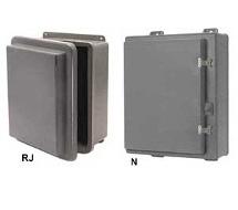 Stahlin NEMA 4X Fiberglass Enclosures RJ,  N Series