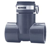 228pv Series Badger Meter Pvc Tee Flow Sensors Kele