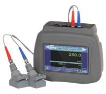 Badger Meter Portable Ultrasonic Flow and Energy Meter DXN Series