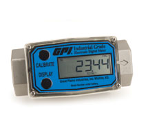 Great Plain Industries Precision Turbine Meters G2 Series