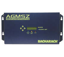 Bacharach Single Zone (tube) Ammonia Gas Monitor AGM-SZ
