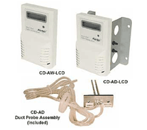 Kele Carbon Dioxide Sensors CD-A Series