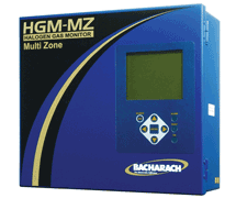 Bacharach Multi-Zone (tube) Refrigerant Monitor HGM-MZ
