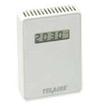 Telaire CO2, Humidity & Temperature Transmitter 8000 Series