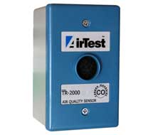 CO2 Transmitters & Controllers AirTest Technologies