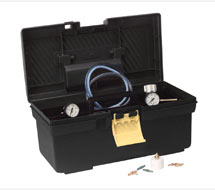 Universal Gas Calibration Kit UCK Universal Calibration Kit