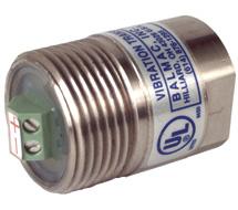 Balmac Intrinsically Safe Vibration Transmitter 140T- Hazardous