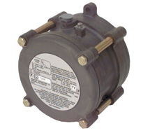 Explosion Proof Air Differential Pressure Switch 1950G Series