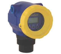 Flowline Explosion Proof Level Transmitter EchoSafe