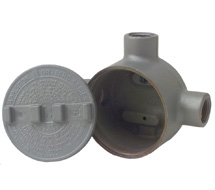 Explosion Proof Outlet Box GRT Series