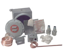 Kele Explosion Proof High and Low Limit Controls HZLIM Series