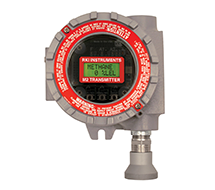 RKI Explosion Proof Gas Monitor/transmitter 6526 Series