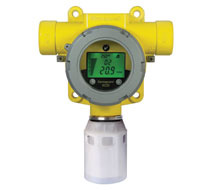 Honeywell Analytics Explosion Proof Gas Monitor / Transmitter SPXCD Series