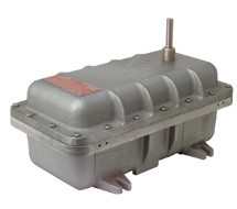 Explosion-proof Direct Coupled Actuator Enclosure (for Dampers) ZS-260