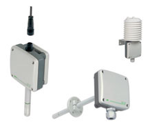 2% Wall or Duct Humidity Transmitter EE21 Series