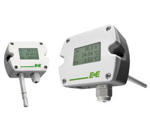 E + E Humidity/Temperature Transmitter EE210