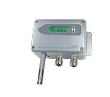 E + E Room or Duct Humidity, Temperature, Dew Point Transmitter EE23 Series