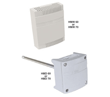 2% Wall, Duct and OSA Humidity Transmitters HMW60, HMW70,HMD60, HMD70, and HMK41K