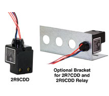 ILC LIGHTING RELAYS 2R7CDD, 2R9CDD